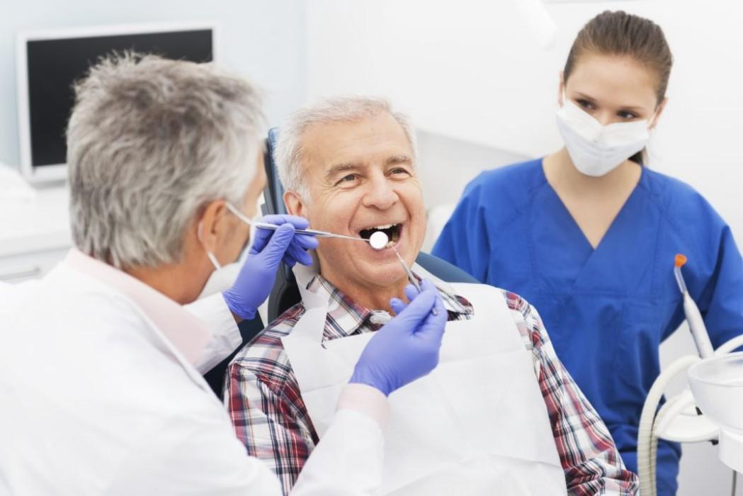 Простое удаление постоянного зуба